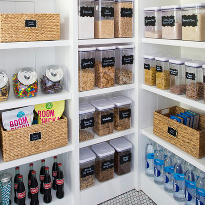 5 Steps to an Organized Pantry