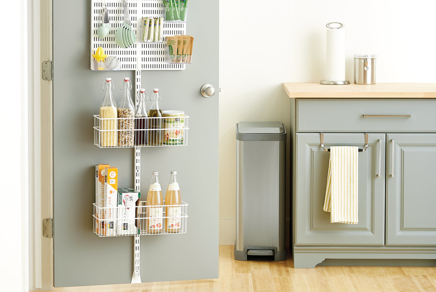 Organizing Your First Apartment: Closet Storage | Container ...