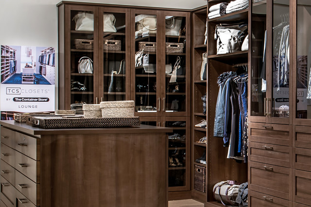 TCS Closets Is Swoon Worthy At Sothebys Designer Showhouse - High end closet design