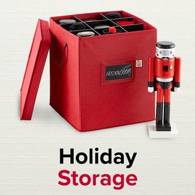 Holiday Storage