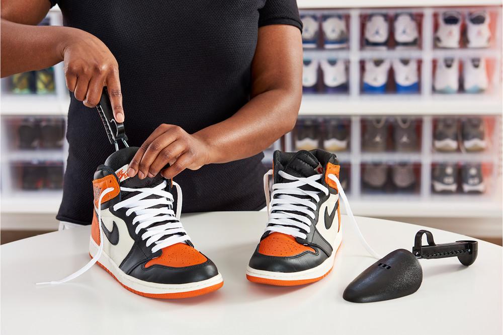 fd06d6d8fc5 Sneakerhead Storage Ideas  Spotlight on Maggie Sauls