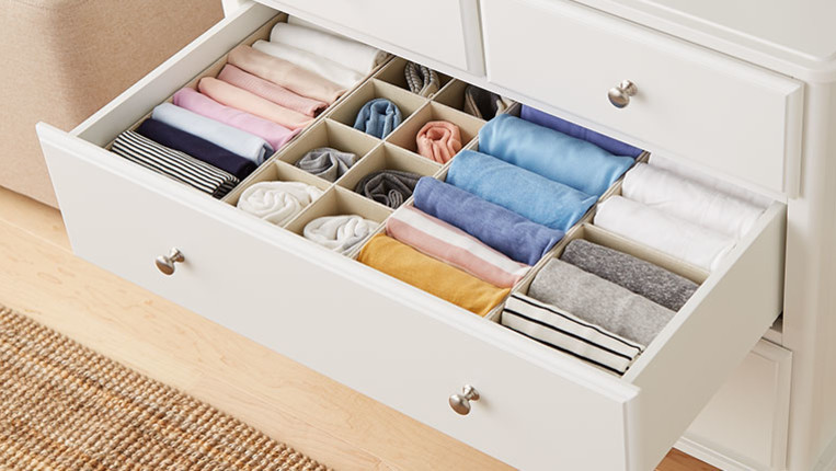 Image result for organized drawers