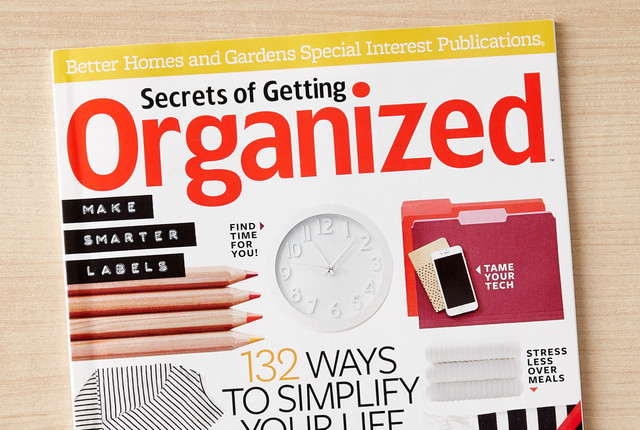 Getting crafty in better homes gardens special edition - Better homes and gardens storage containers ...