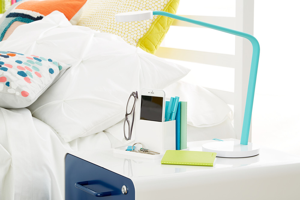 Extra Slim Under Bed Storage: On Campus Organization Made Easy