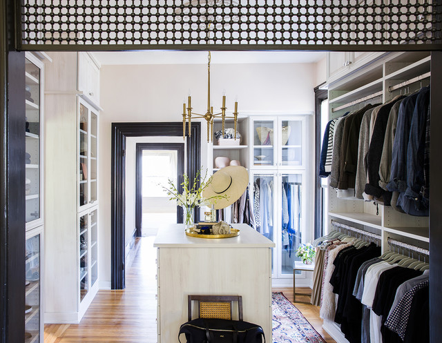 A TCS Closet Makeover for Sunset Magazine\'s Editor-in-Chief ...