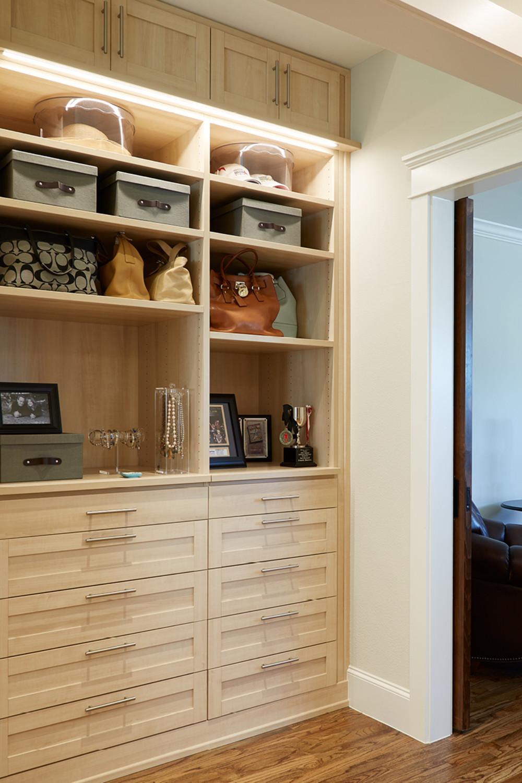 A New Tcs Closet For A Historic Home Restoration