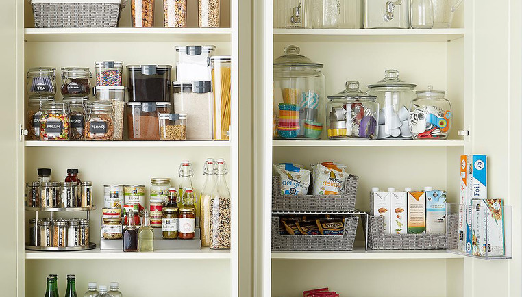 How To Organize Your Kitchen Cabinets So You Can Store More