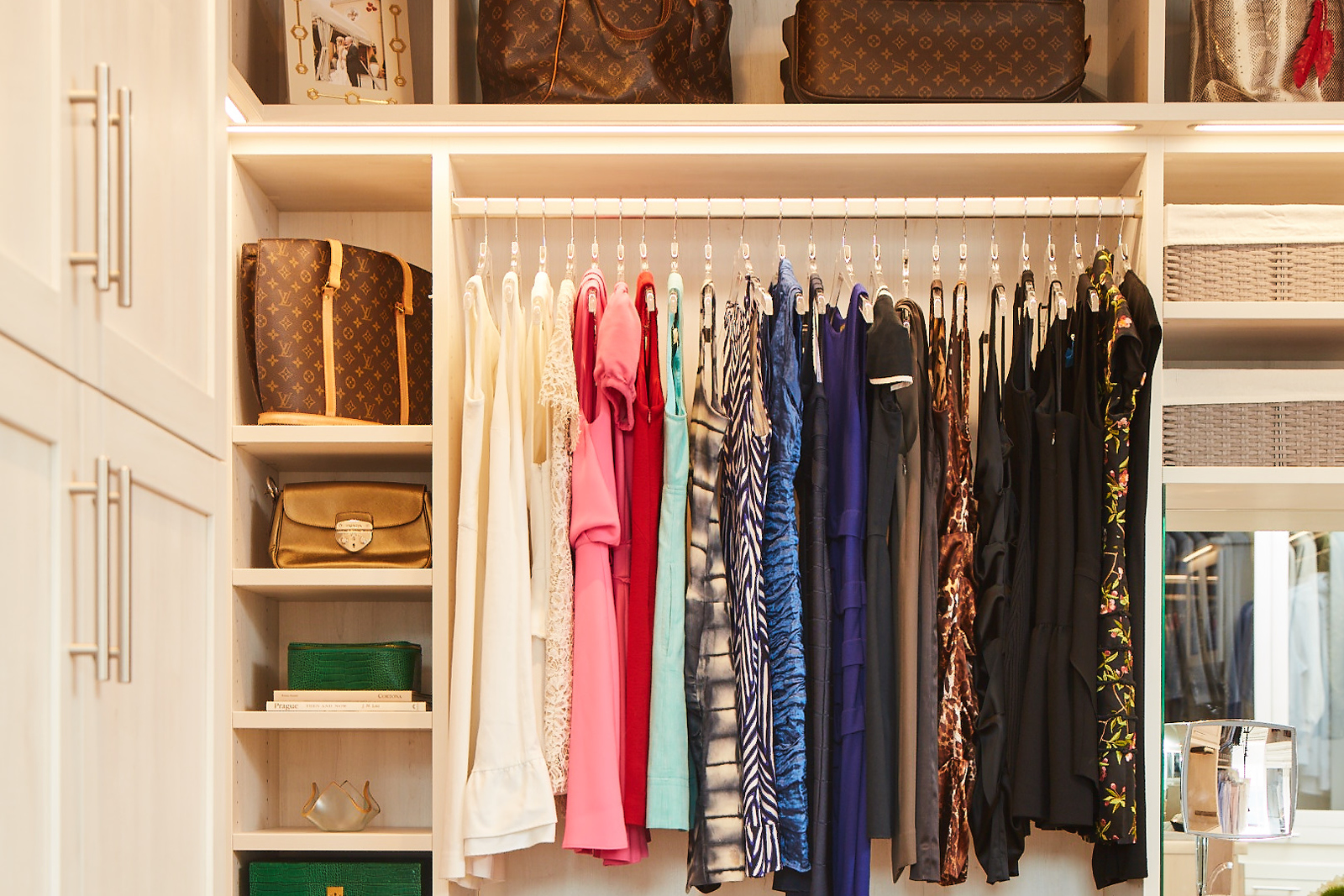 A Master Tcs Closet Designed And Styled By A Master