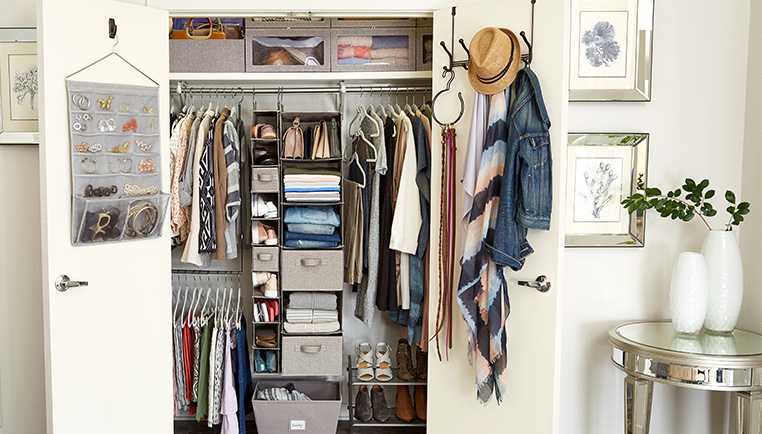 How To Maximize A Small Closet