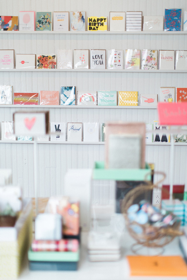 Neat & Noteworthy: A Sweet Charleston Paper Boutique Gets A ...