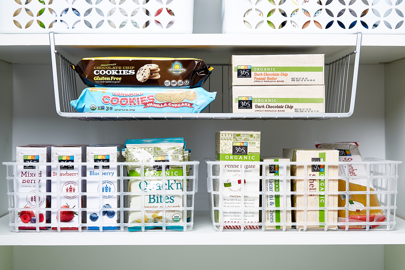 The Pantry Has Become A Modern Meeting Ground For Households Of All Sizes.  Grabbing A Quick Snack Before Soccer Practice? How About The Makings Of A  ...