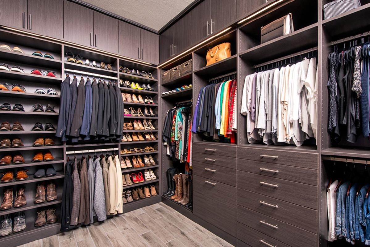 Houzz Walk In Closets