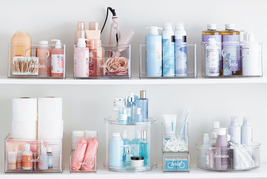 Organizing Your First Apartment: Bath & Laundry   Container ...