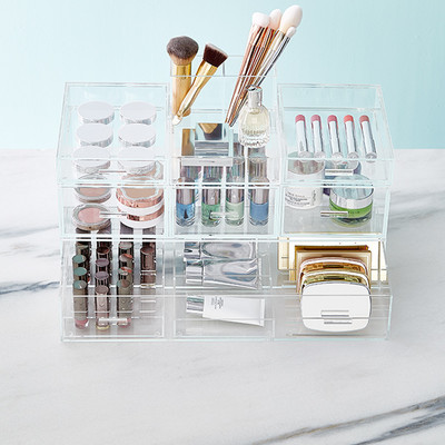 Luxe Makeup Storage On Sale