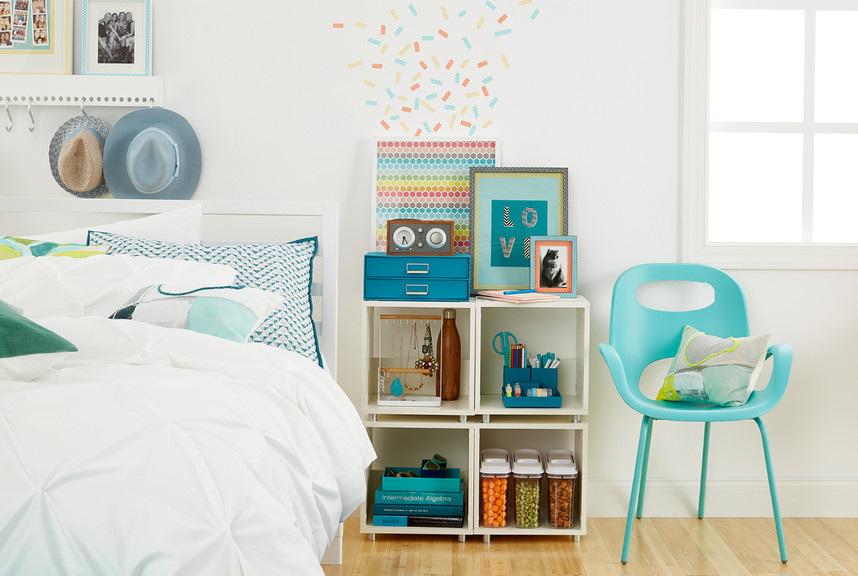 null DIY Dorm Decor Ideas  Container Stories
